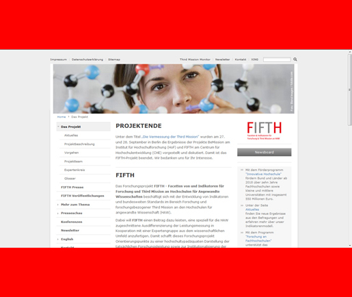 """Zeitschrift """"Wissenschaftsmanagement"""""""