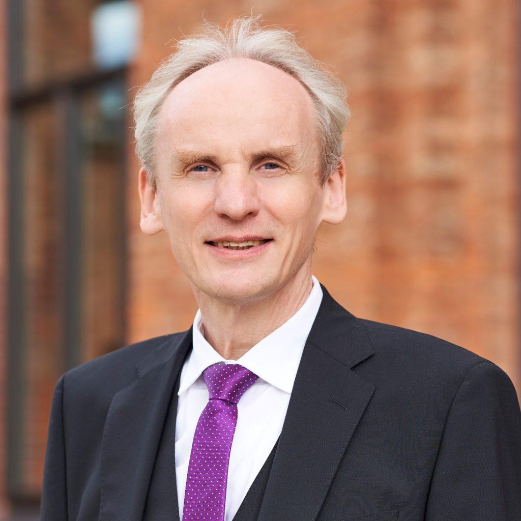 Prof. Dr. Martin Leitner, Präsident der Hochschule München [Foto: Julia Bergmeister/ HS München]