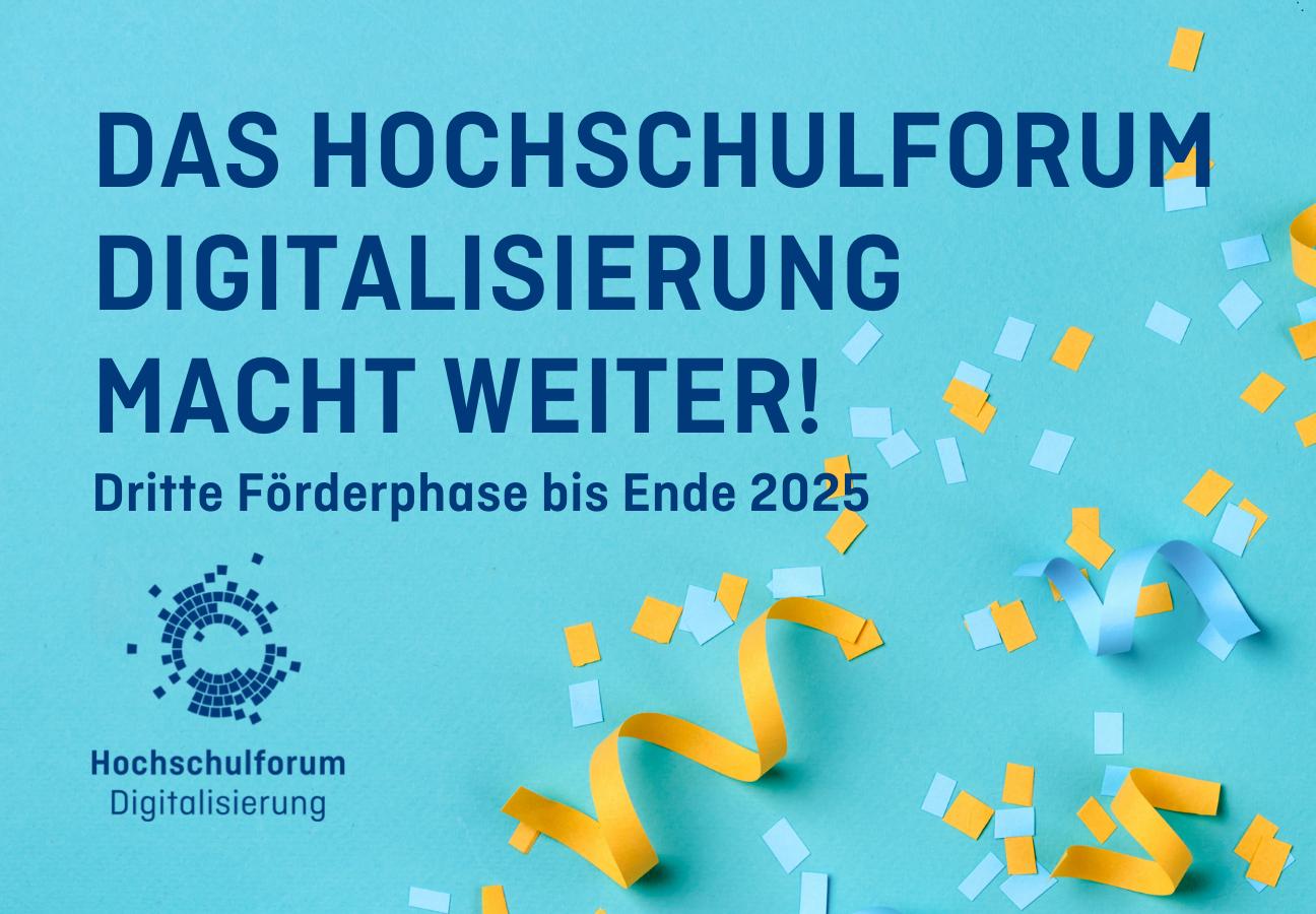 Hochschulforum Digitalisierung – HFD 2025