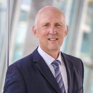 Prof. Dr. Walter Schober, Präsident der Technischen Hochschule Ingolstadt [Foto: TH Ingolstadt]