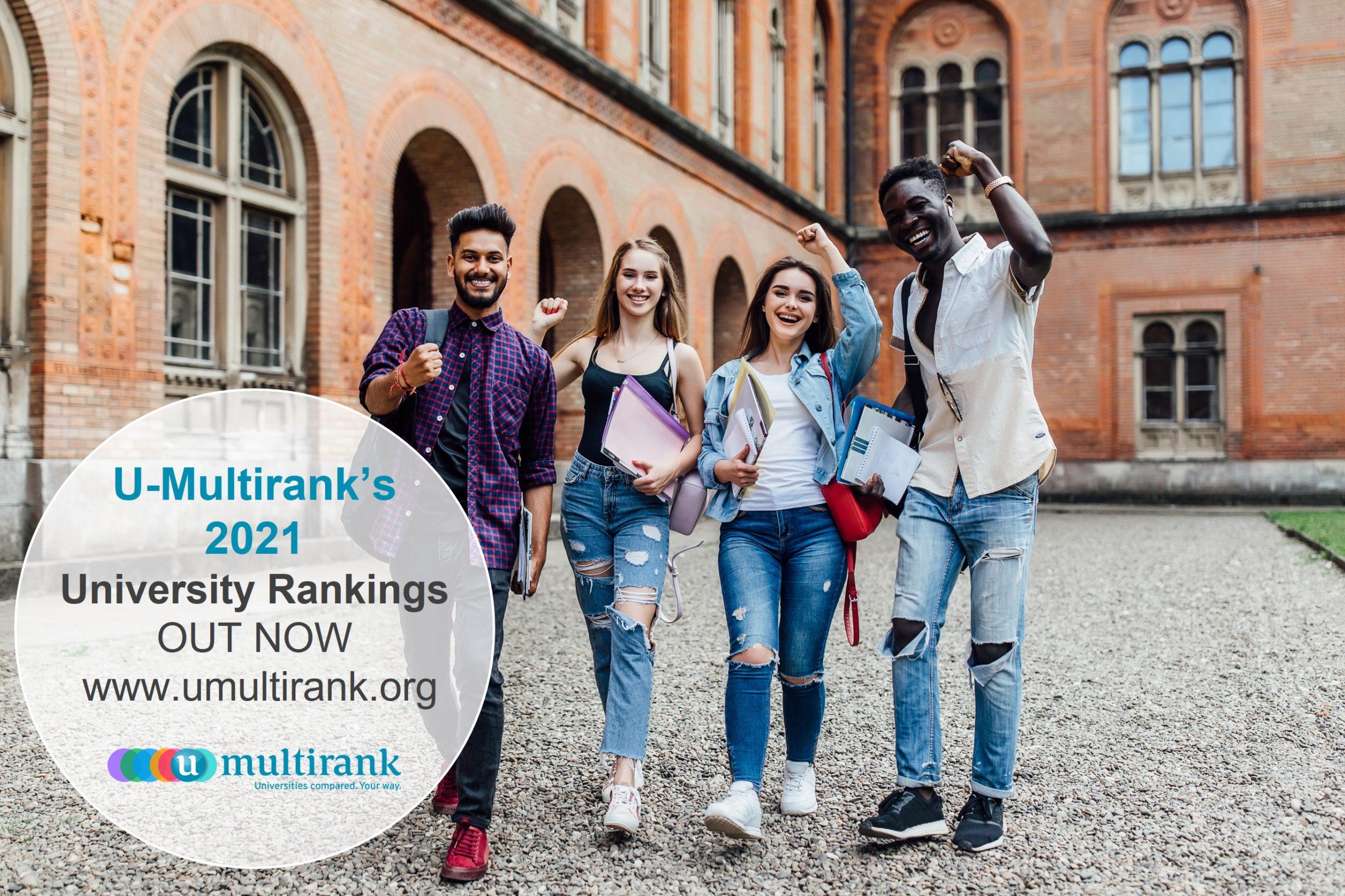 Neue U-Multirank-Daten: Kooperation von Hochschulen zahlt sich aus