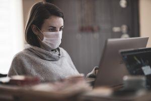 Studium während der Corona-Pandemie