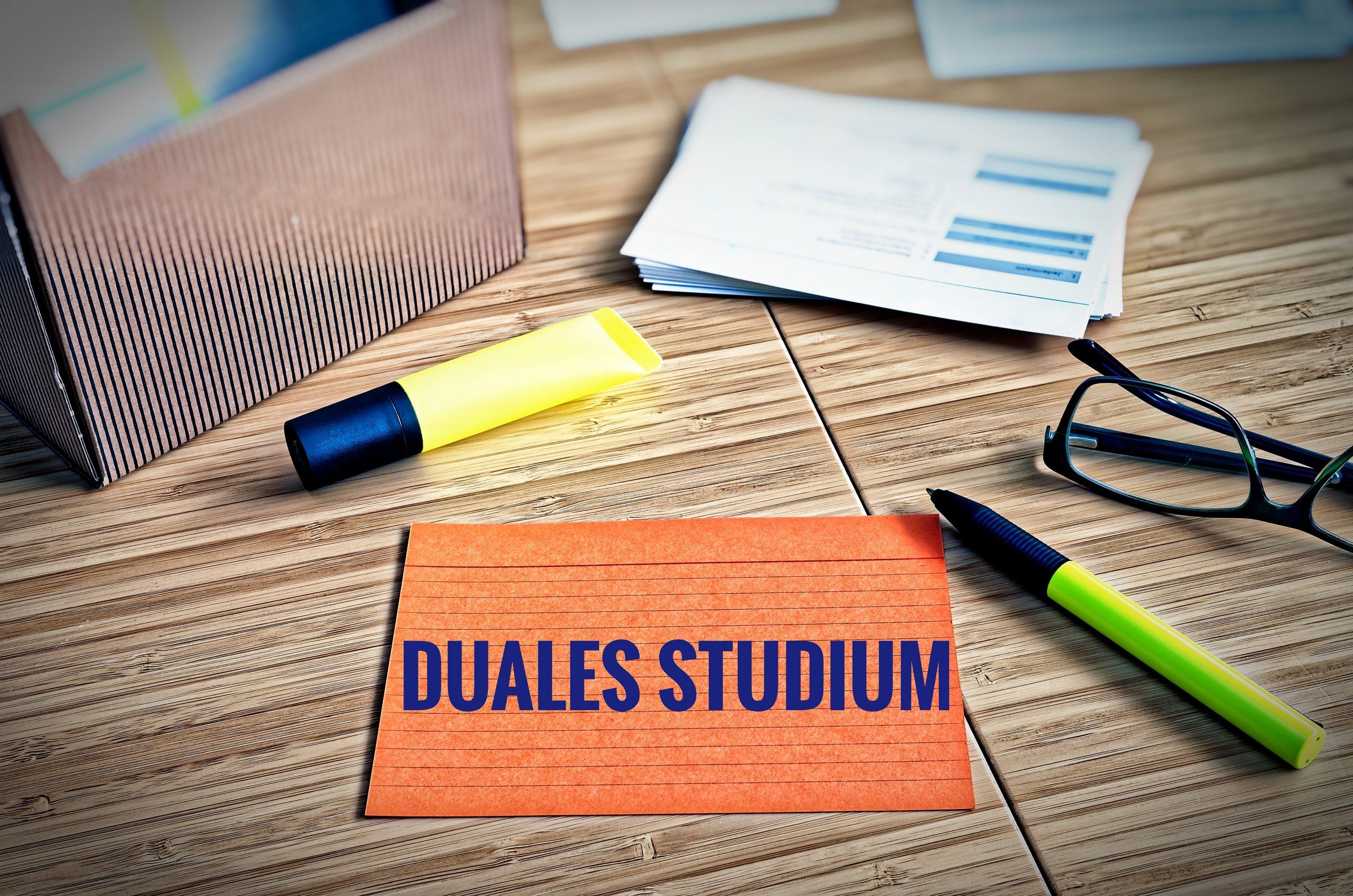 """Wissenschaftliche Studie: """"Duales Studium: Umsetzungsmodelle und Entwicklungsbedarfe"""""""